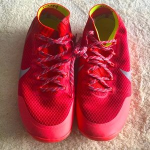 Nike indoor running/soccer shoes